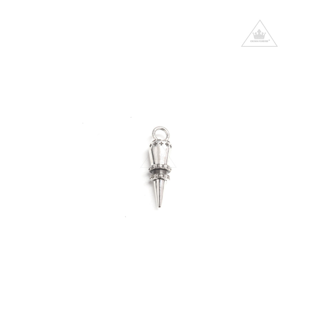Chrome Hearts Spike Cone CH+ Pendant