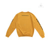 Chrome Hearts Script Sweater Yellow