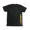 Chrome Hearts Horseshoe Script T Shirt in Black
