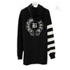 Chrome Hearts x Bella Hadid Women's Long Pullover Hoodie