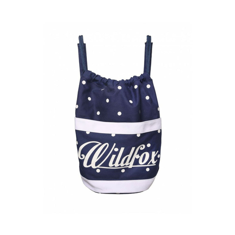 Wildfox Couture 60'S Polka Dot Beach Backpack-Blue