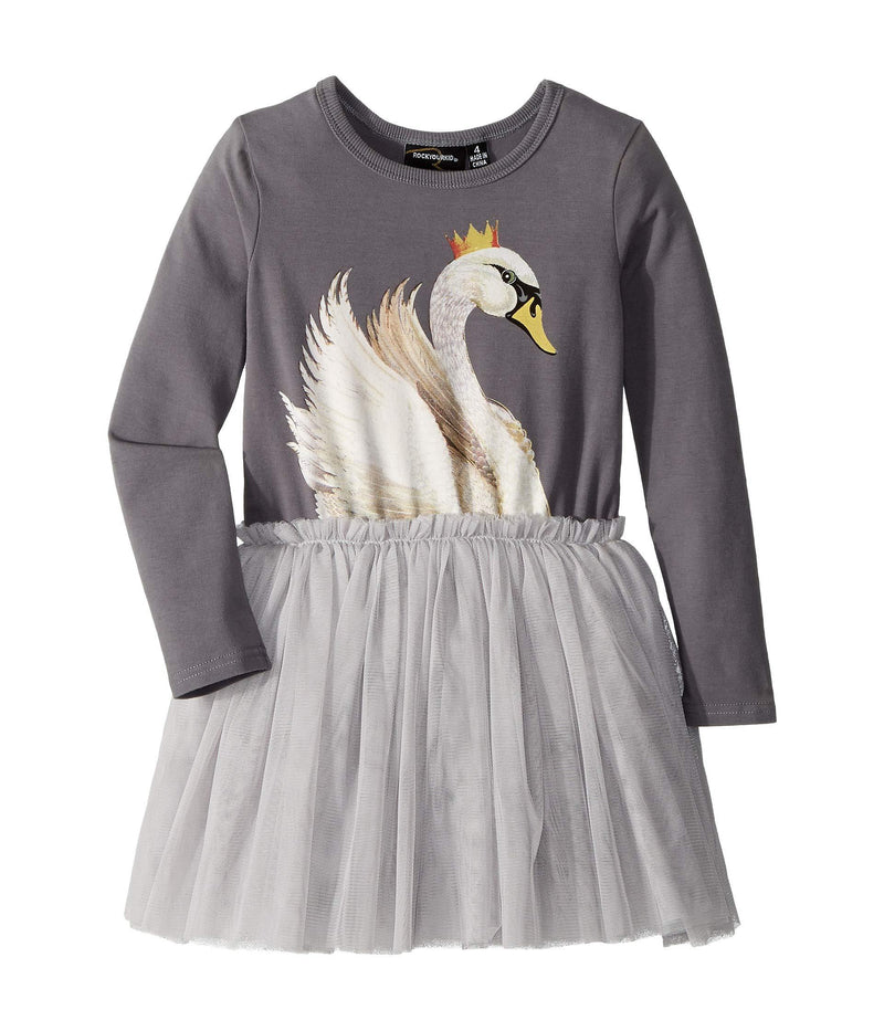 Rock Your Baby Swan Lake Circus Dress