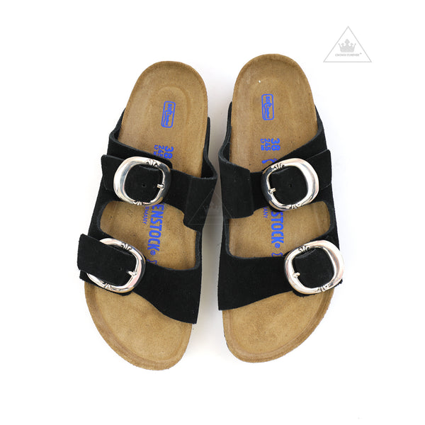 Chrome Hearts x Birkenstock Collaboration Sandals