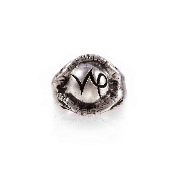 Alex Streeter Capricorn Zodiac Ring