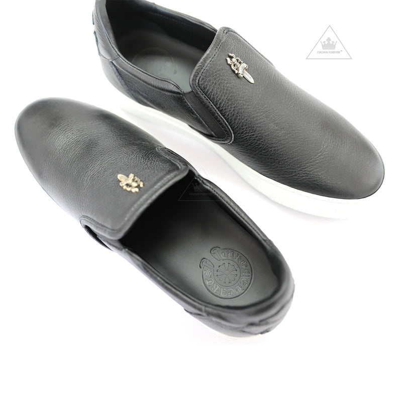 Chrome Hearts Mens Dagger Slip On Shoes V2