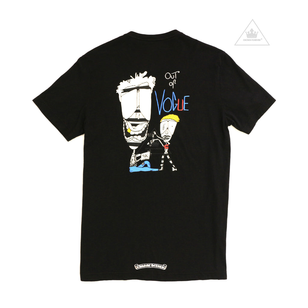 Chrome Hearts Mattyboy Out of Vogue Tee