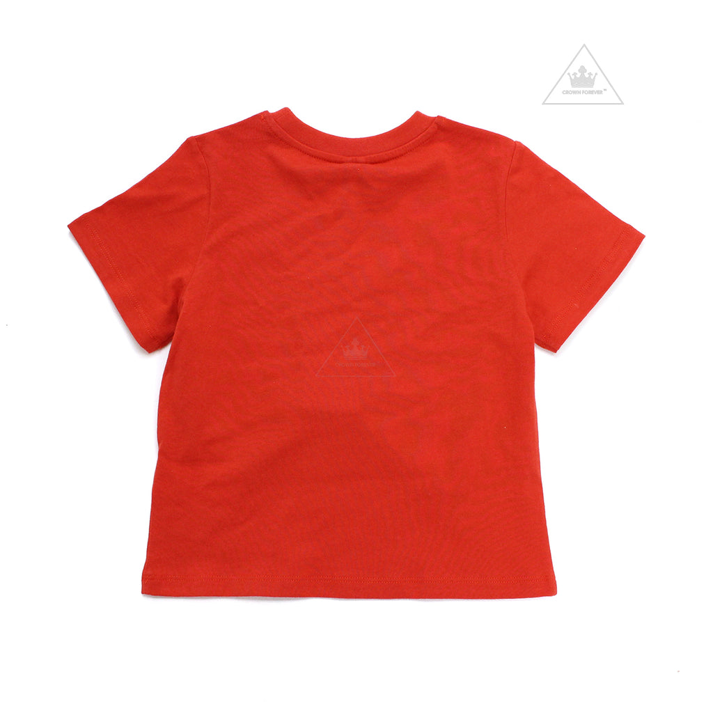 Stella McCartney Kid Boy Cotton Logo T-Shirt
