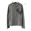 CH Bees Knees Mens Long Sleeve Sweater Grey