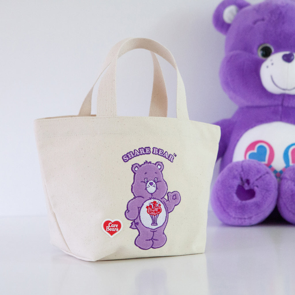 Dan Care Bears Bag _ Share Bear