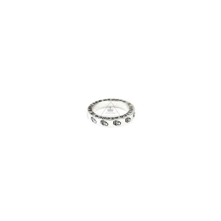 Chrome Hearts L&T 3mm Ring