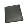 Chrome Hearts Black Leather Binder