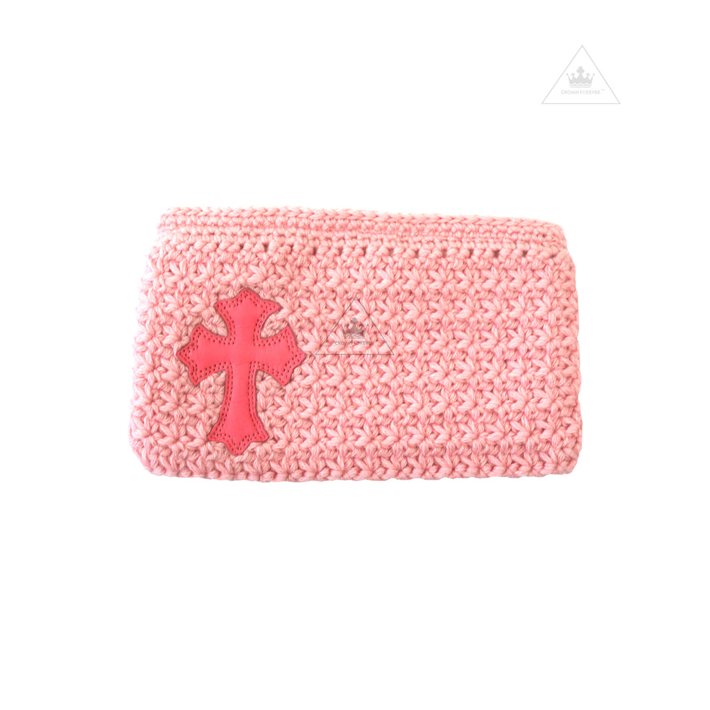 CH Cross Pink Coin Purse