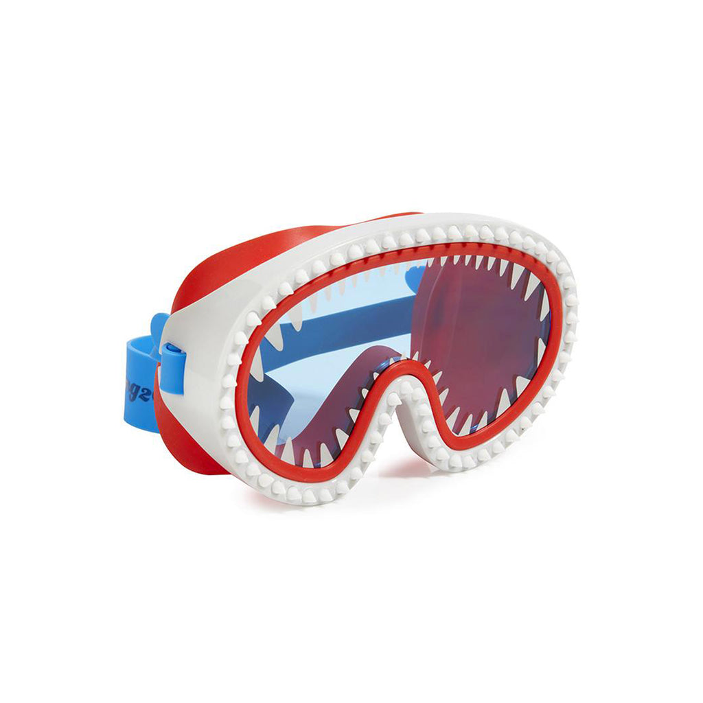 Bling2o Chewy Shark Attack Mask Chewy Blue Lens