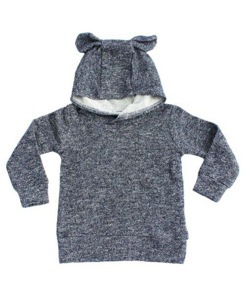 Young and Free Apparel Bear Eared Hoodie