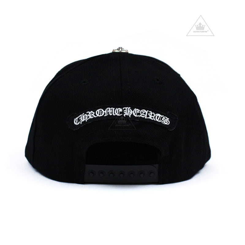 CH Wax Cross Denim Baseball Cap