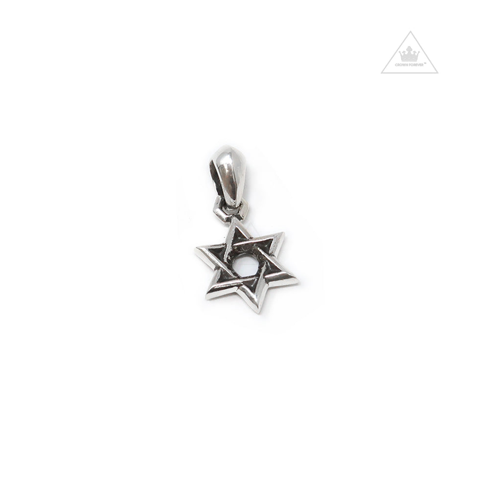 Chrome Hearts Star of David Charm Pendant Small