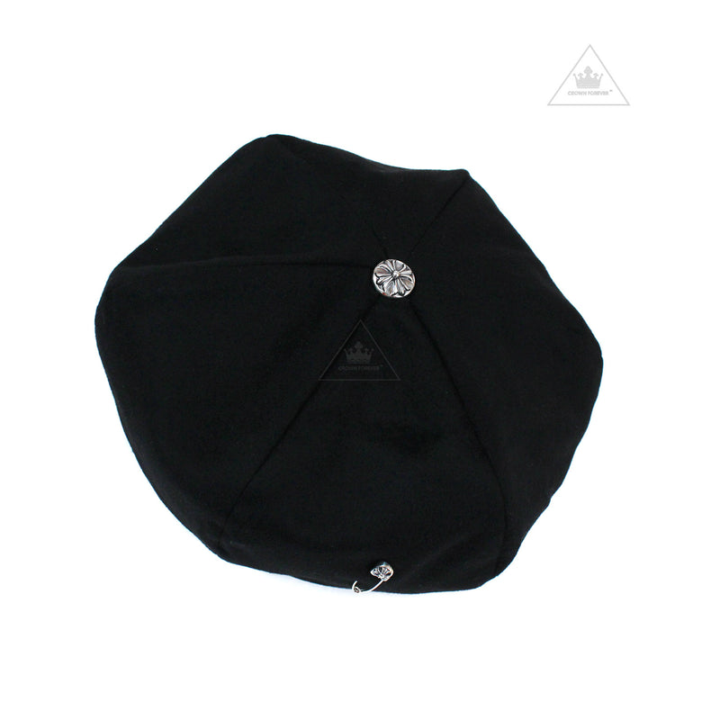Chrome Hearts Women's Gina Beret Hat