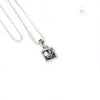 Chrome Hearts CH Plus Framed Charm Heart