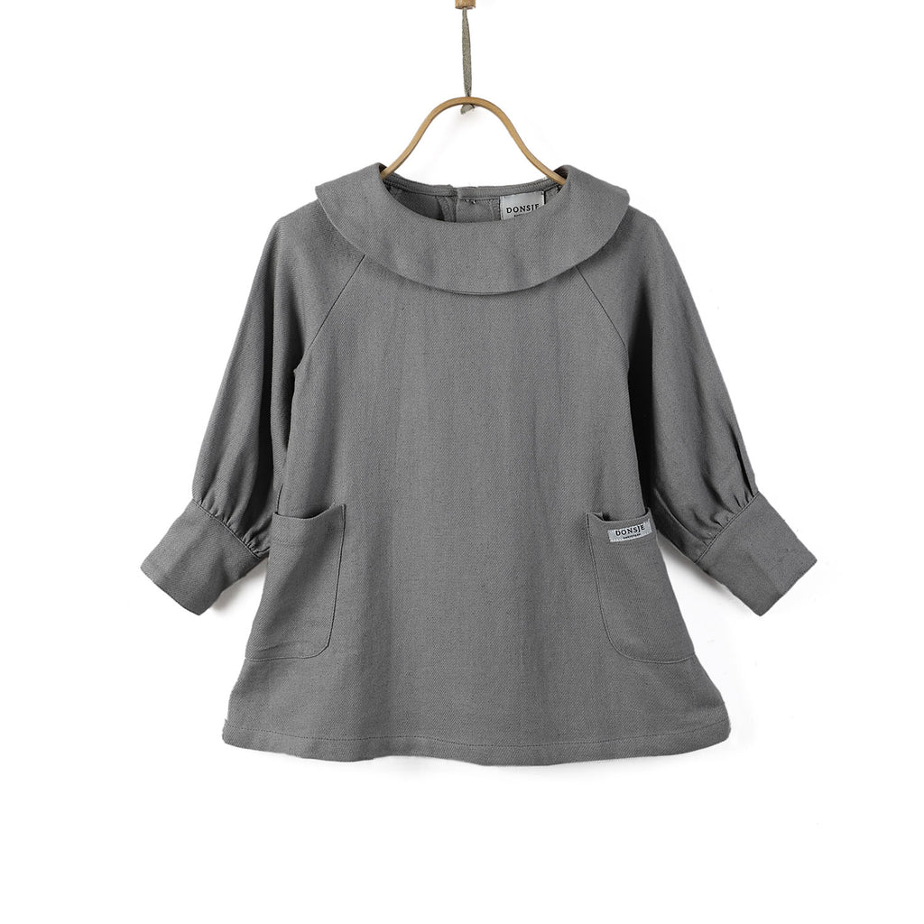 Donsje COCO Dress Cool Grey