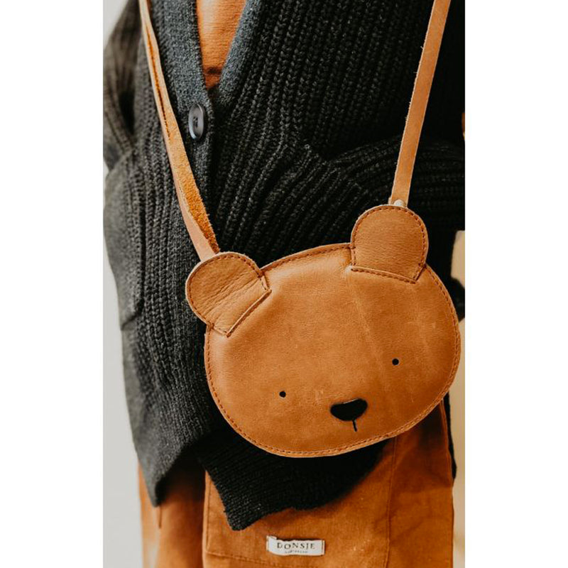 Donsje Britta Purse Bear