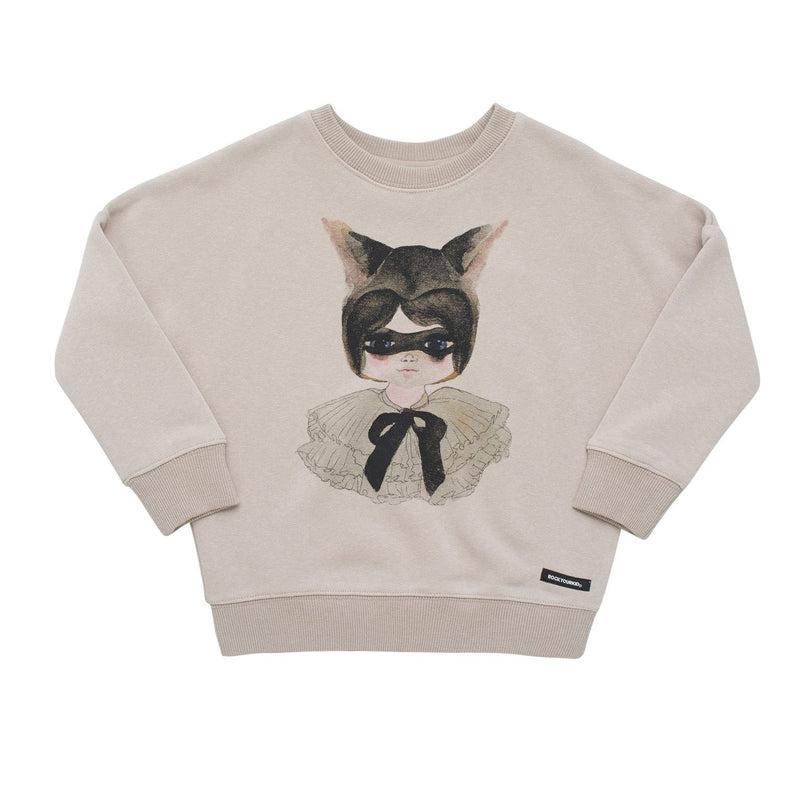 Rock Your Kid Miss Possum Sweater
