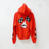 CH Art Basel Chomper Checkered Flag Pullover Hoodie