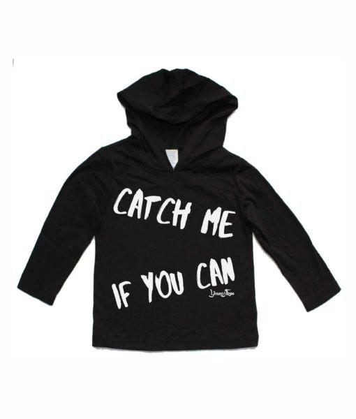 Young and Free Apparel Catch Me if You Can Hoodie