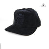 Chrome Hearts Dagger Corduroy Slouch Five Panel Cap