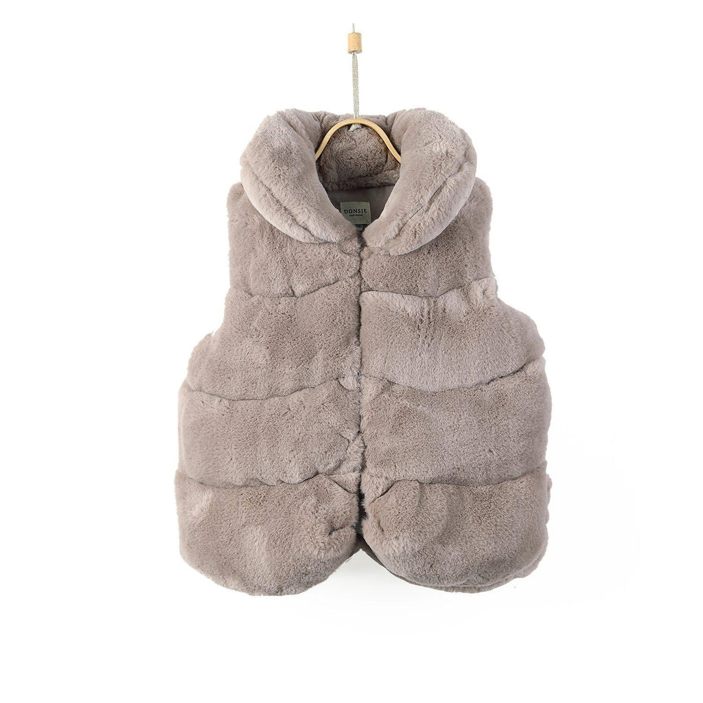 Donsje JANE Bodywarmer Cloudy Teddy
