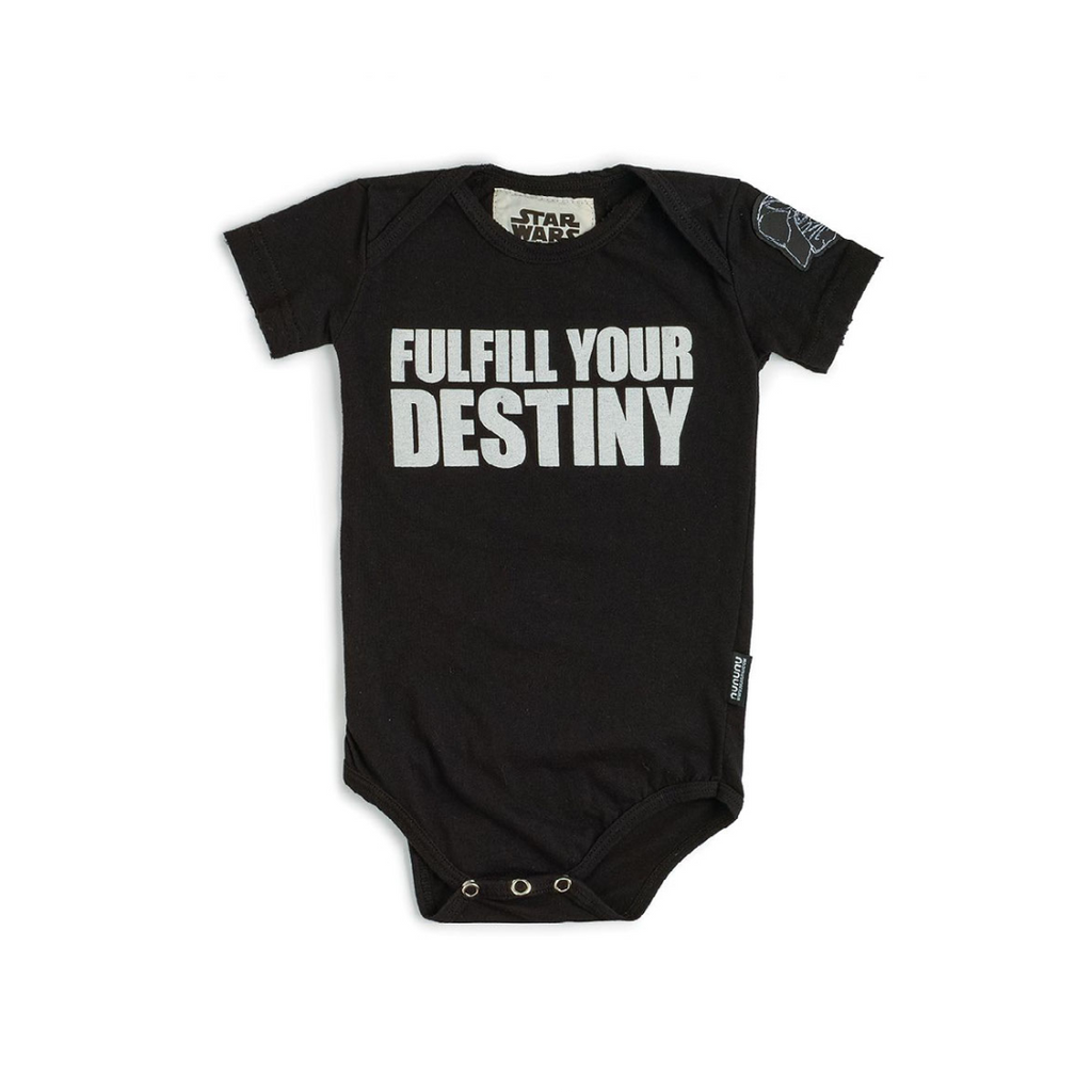 Nununu World Star Wars destiny onesie