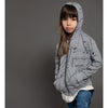 Nununu World Sewing Pattern Light Zip Hoodie