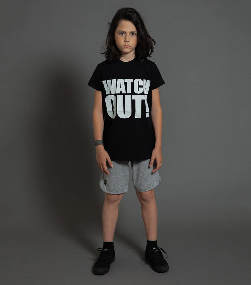 Nununu World Watch Out T-Shirt Black
