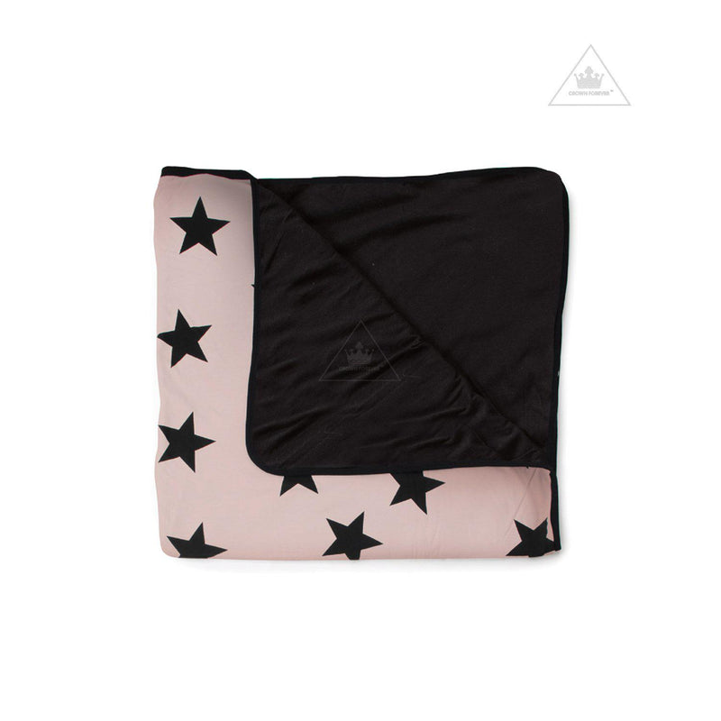 Nununu World Star Blanket Powder Pink