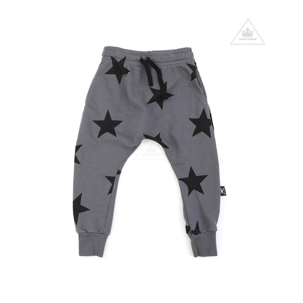 Nununu World Star Baggy Pants Iron