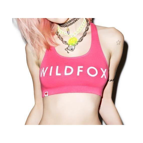Wildfox Couture Classic Logo Spice Girl Top