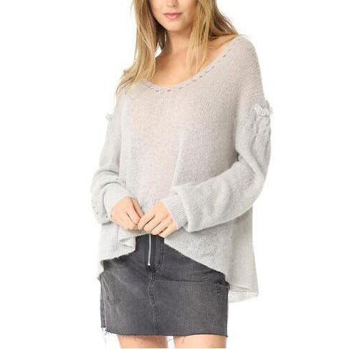 df232044587b Wildfox Couture Sissy Sweater Solid – Crown Forever