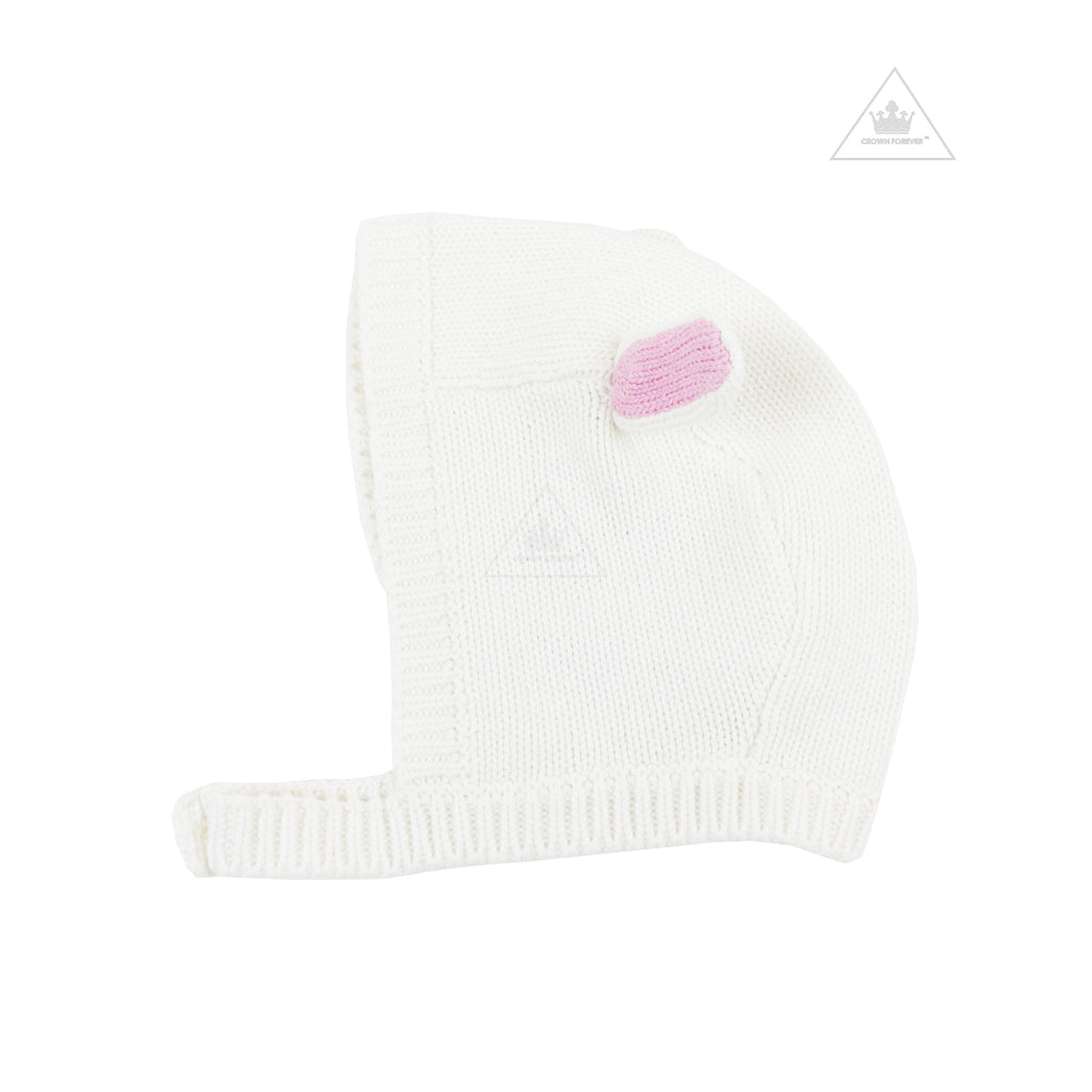 Stella McCartney Baby Knit Hat With Ears