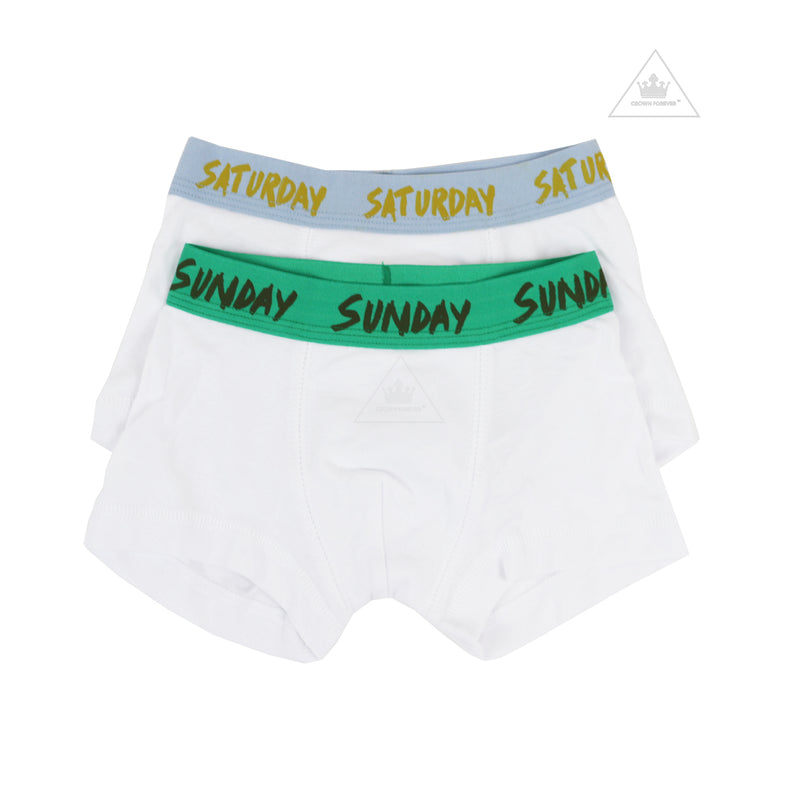 Stella McCartney Kid Boy 2 Pack Boxer Box Set