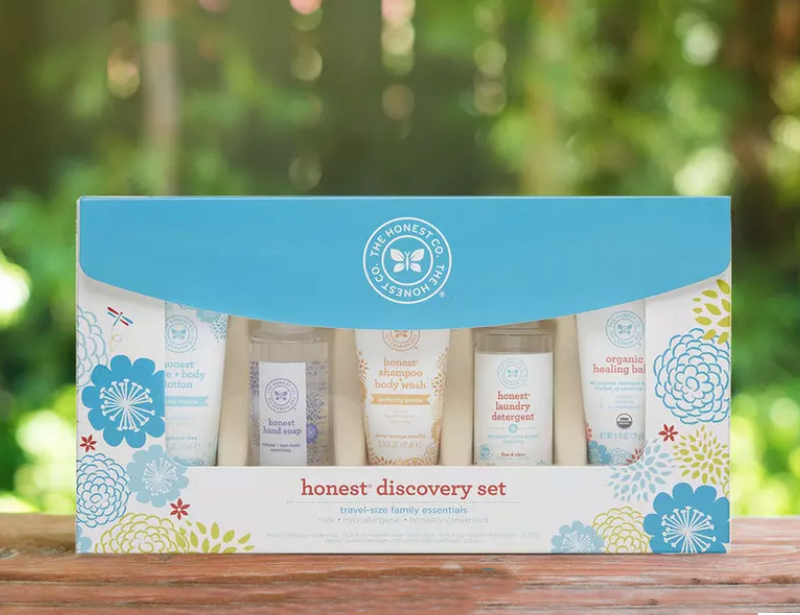 The Honest Company Discovery Set