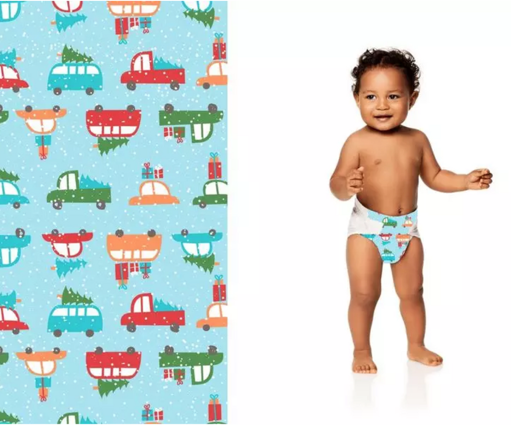 The Honest Company Baby Diapers