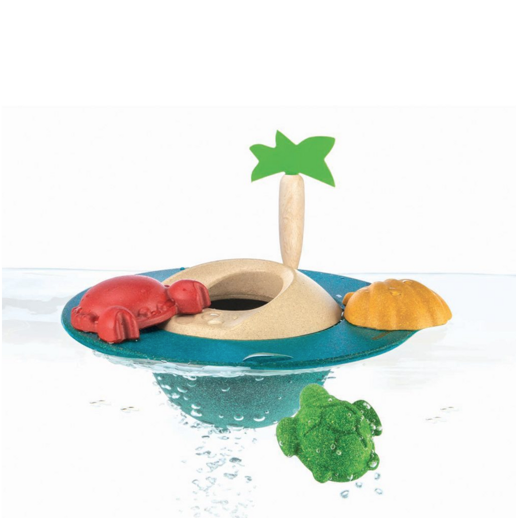 Plan Toys FLOATING ISLAND
