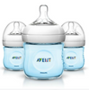 Philips Avent Natural 4oz/125ml Bottle (3 pack)