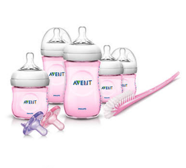 Philips Avent Infant Starter Set Two colors