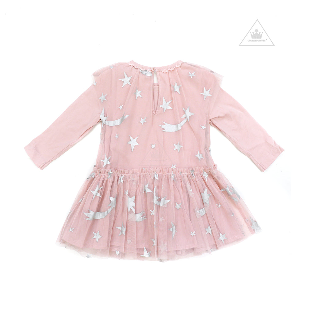 Stella McCartney Kids Baby Girl Star Dress