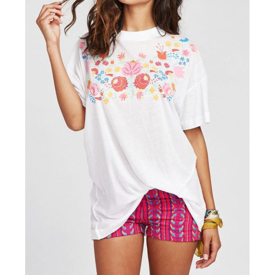 Wildfox Couture Flowers Tee