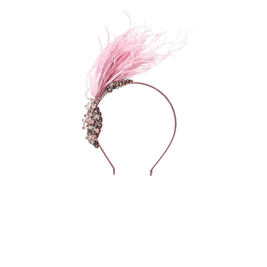 TuTu Du Monde Birds of A Feather Headband Geranium