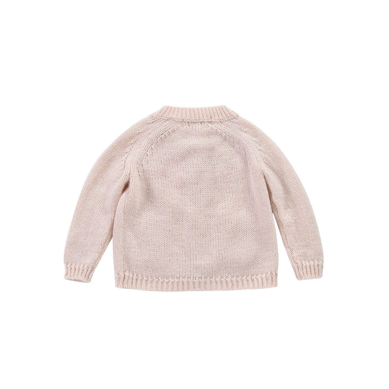 Louise Misha Cardigan Velika Cream
