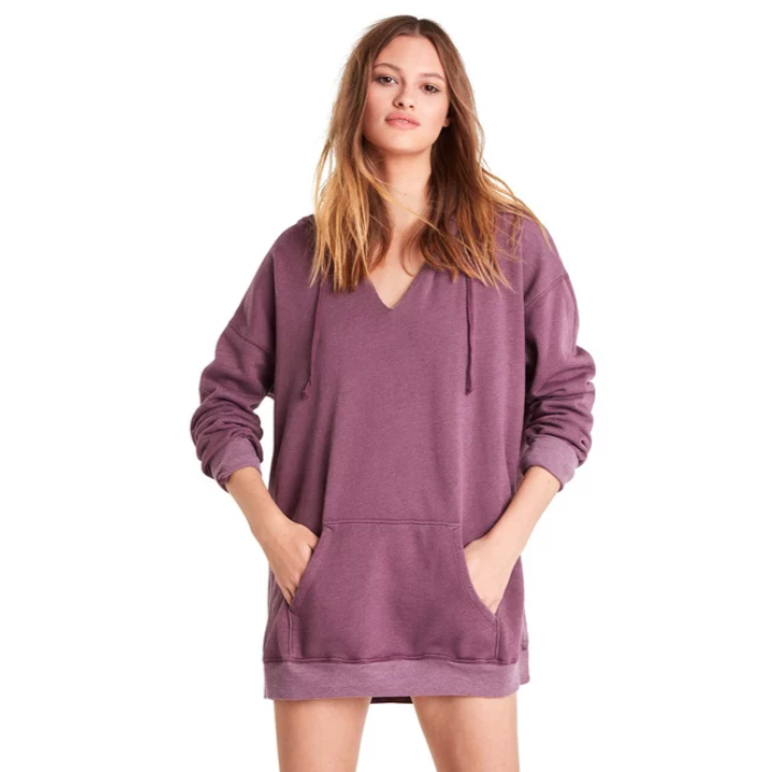 Wildfox Couture Pierce Hoodie Crushed Berry