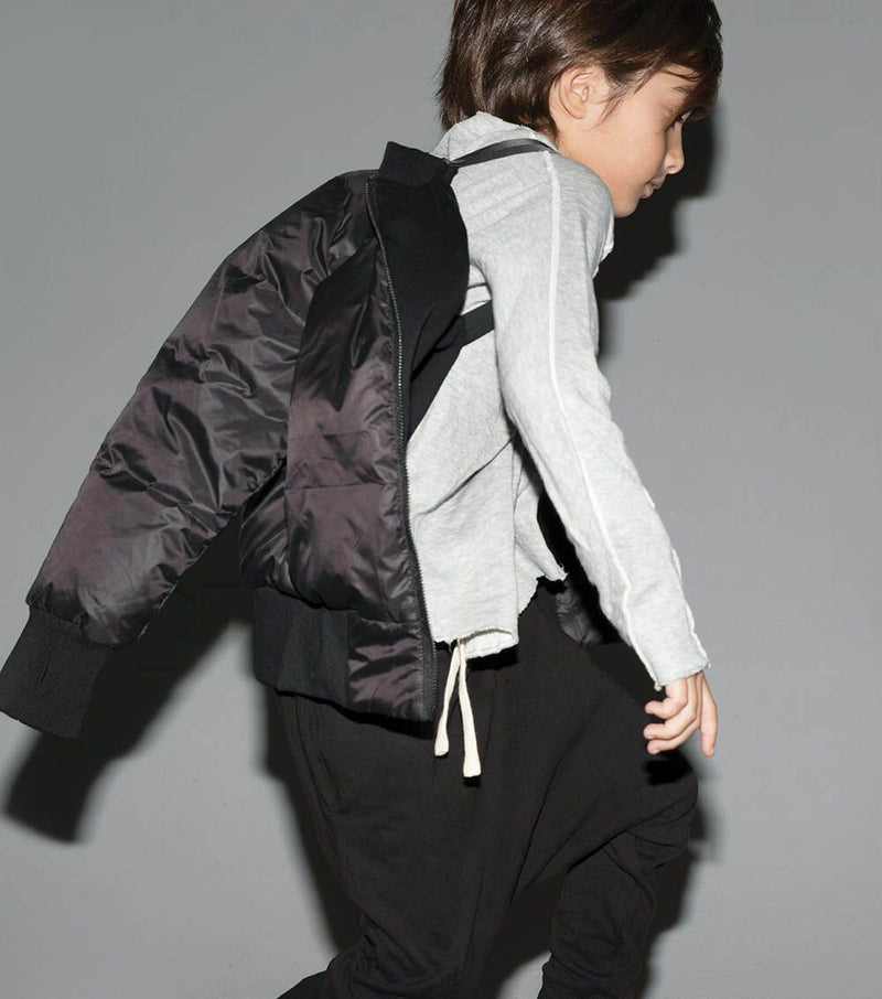 Nununu World Down Bomber Jacket