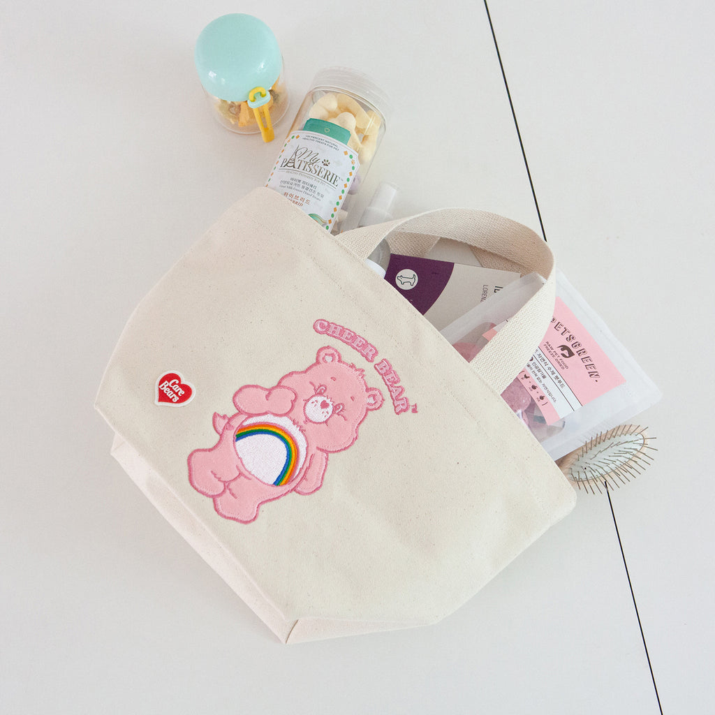 Dan Care Bears Bag _ Cheer Bear